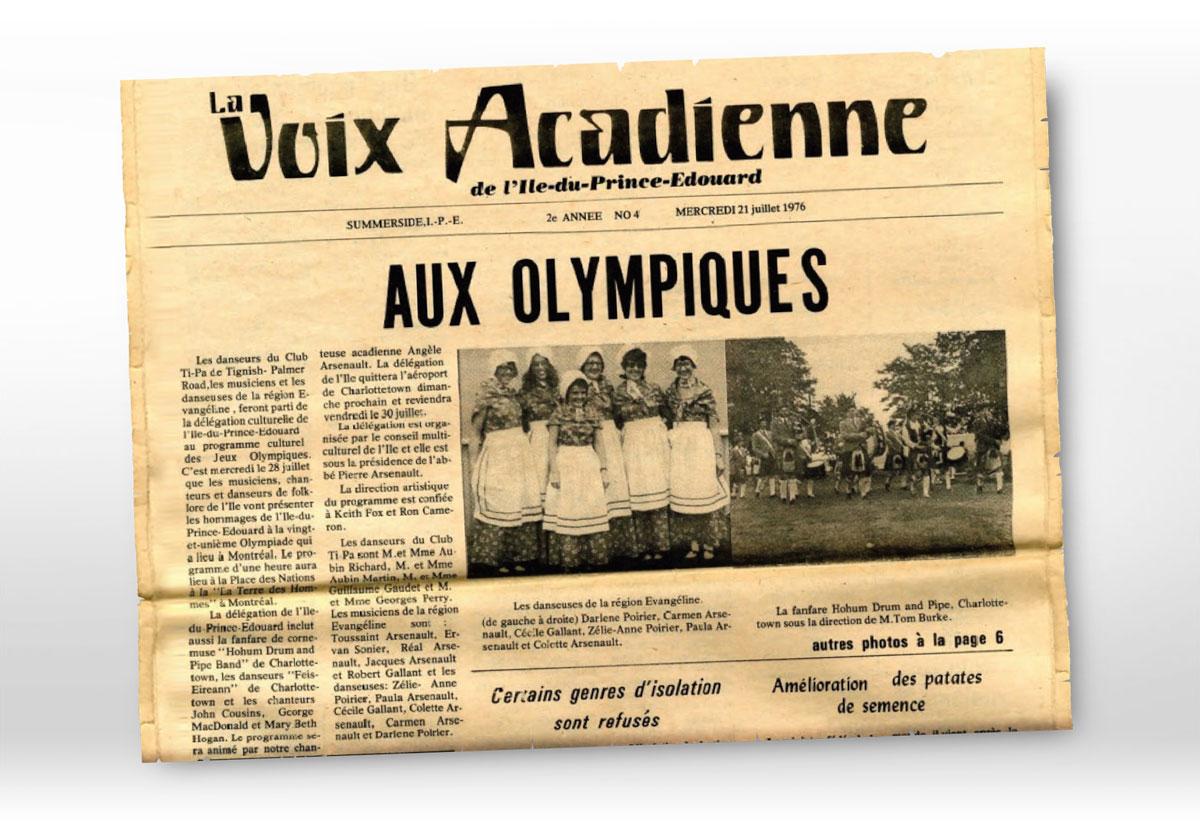 1976-Olympics-newspaper